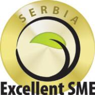 """IPON Security nosilac sertifikata """"Excellent SME Serbia"""""""