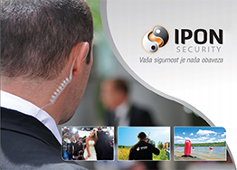 Bezbednosne usluge IPON Security Event
